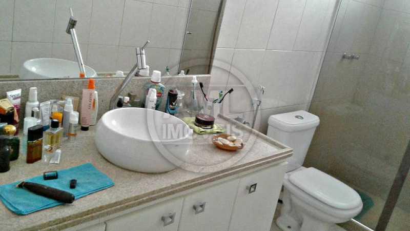Banheiro - Apartamento Grajaú,Rio de Janeiro,RJ À Venda,3 Quartos,108m² - TA34732 - 16
