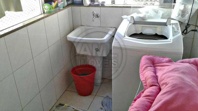 Área de serviço - Apartamento Grajaú,Rio de Janeiro,RJ À Venda,3 Quartos,108m² - TA34732 - 22