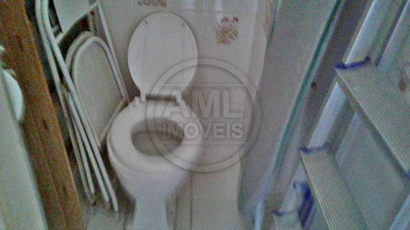 Banheiro de serviço - Apartamento Grajaú,Rio de Janeiro,RJ À Venda,3 Quartos,108m² - TA34732 - 23
