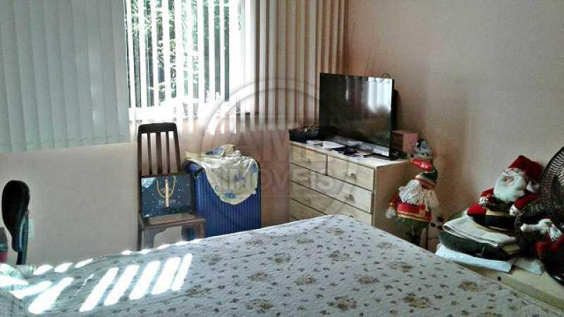 Quarto 2 - Apartamento Grajaú,Rio de Janeiro,RJ À Venda,3 Quartos,108m² - TA34732 - 15