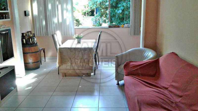 Sala - Apartamento Grajaú,Rio de Janeiro,RJ À Venda,3 Quartos,108m² - TA34732 - 3