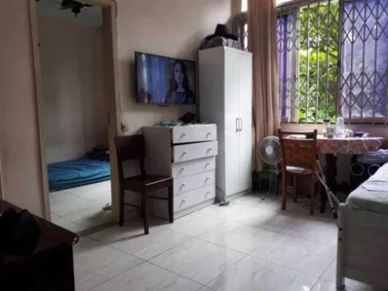 Sala - Apartamento 1 quarto à venda Praça da Bandeira, Rio de Janeiro - R$ 270.000 - TA14737 - 1