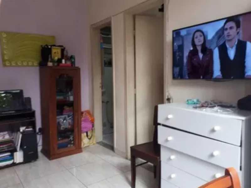 Sala - Apartamento 1 quarto à venda Praça da Bandeira, Rio de Janeiro - R$ 270.000 - TA14737 - 4