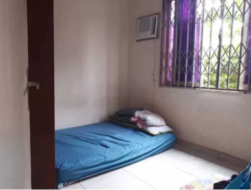 Quarto - Apartamento 1 quarto à venda Praça da Bandeira, Rio de Janeiro - R$ 270.000 - TA14737 - 6