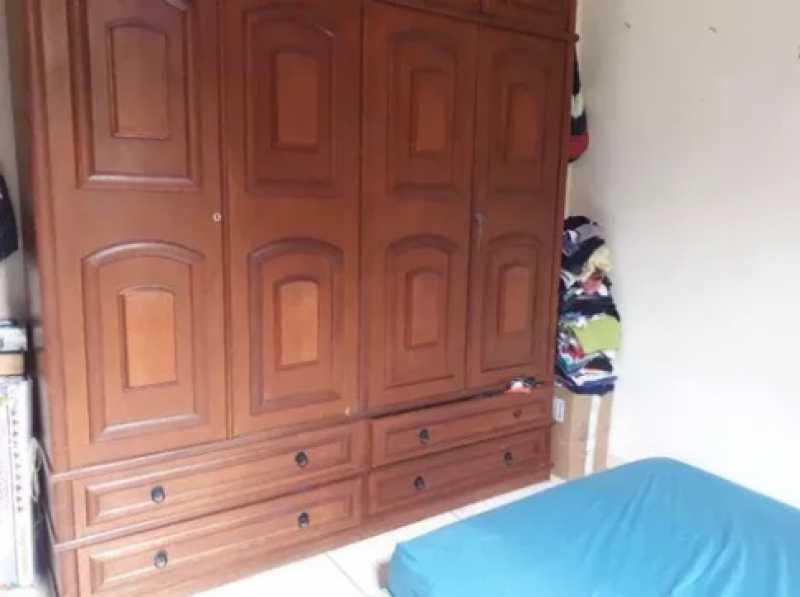 Quarto - Apartamento 1 quarto à venda Praça da Bandeira, Rio de Janeiro - R$ 270.000 - TA14737 - 7
