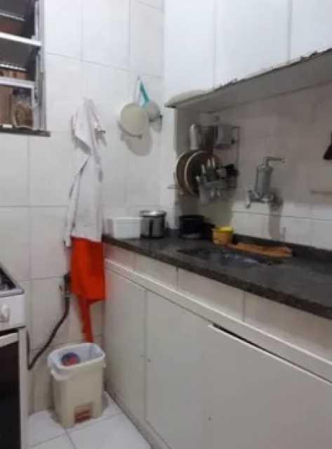 Cozinha - Apartamento 1 quarto à venda Praça da Bandeira, Rio de Janeiro - R$ 270.000 - TA14737 - 9