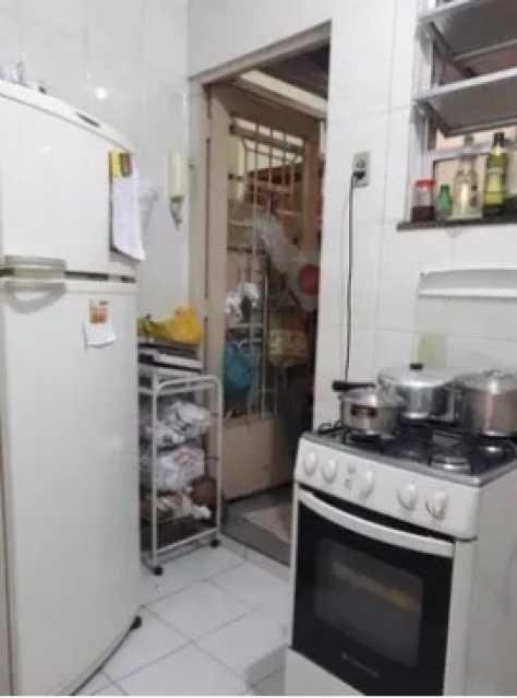 Cozinha - Apartamento 1 quarto à venda Praça da Bandeira, Rio de Janeiro - R$ 270.000 - TA14737 - 10