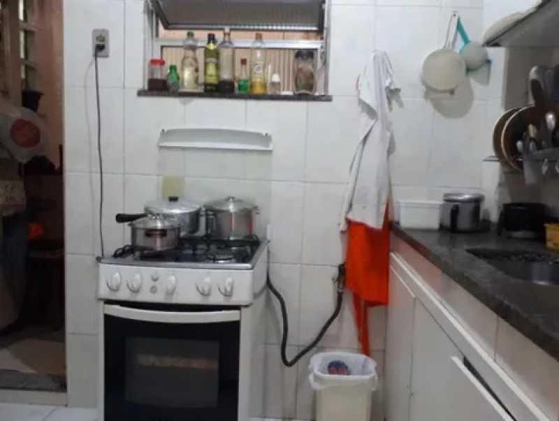 Cozinha - Apartamento 1 quarto à venda Praça da Bandeira, Rio de Janeiro - R$ 270.000 - TA14737 - 11