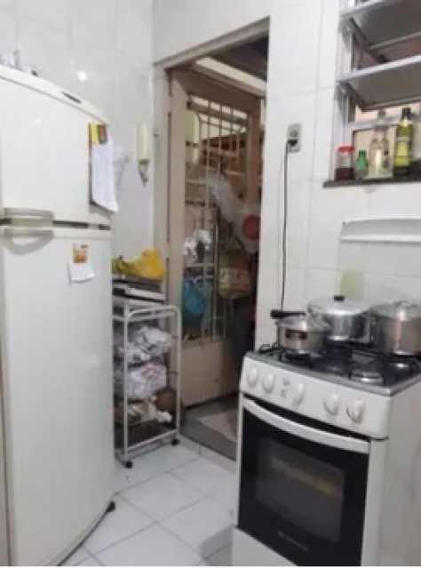Cozinha - Apartamento 1 quarto à venda Praça da Bandeira, Rio de Janeiro - R$ 270.000 - TA14737 - 19