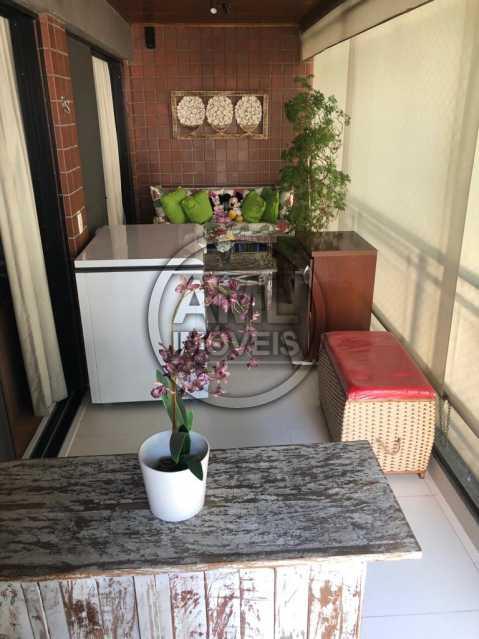 IMG-20190729-WA0147 - Apartamento Maracanã, Rio de Janeiro, RJ À Venda, 3 Quartos, 110m² - TA34800 - 1