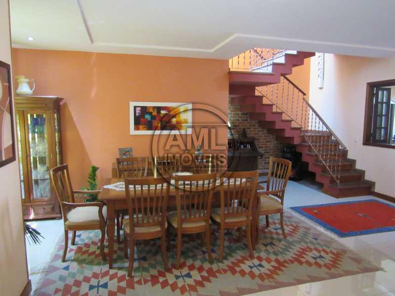 IMG-20191018-WA0042 - Casa 4 quartos à venda Grajaú, Rio de Janeiro - R$ 1.500.000 - TK44819 - 5