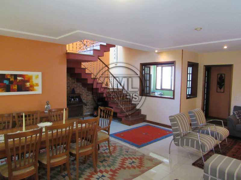 IMG-20191018-WA0059 - Casa 4 quartos à venda Grajaú, Rio de Janeiro - R$ 1.500.000 - TK44819 - 9