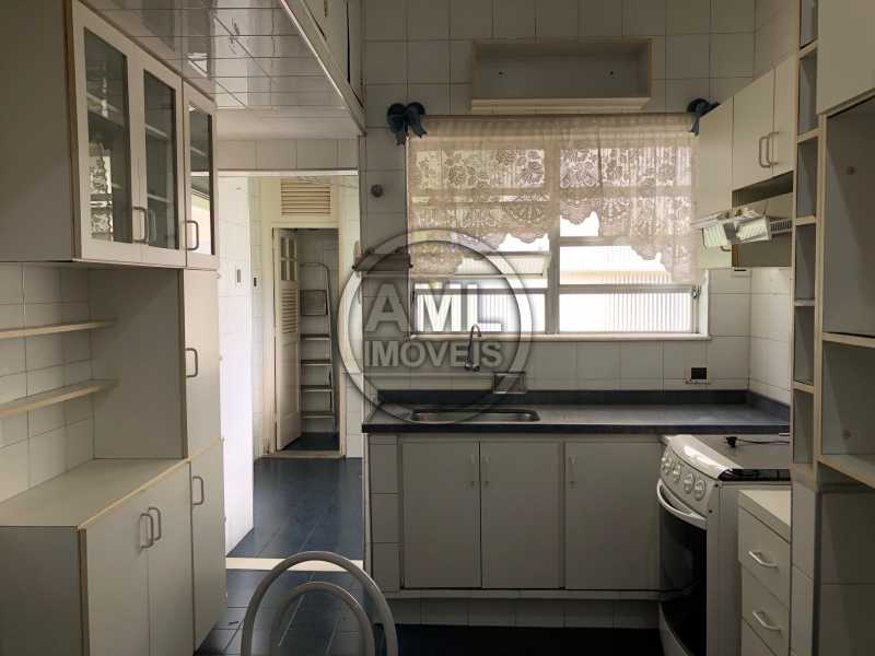 IMG_0562 - Apartamento Tijuca, Rio de Janeiro, RJ À Venda, 3 Quartos, 130m² - TA34820 - 16
