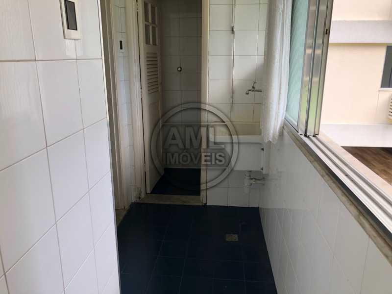 IMG_0566 - Apartamento Tijuca, Rio de Janeiro, RJ À Venda, 3 Quartos, 130m² - TA34820 - 19