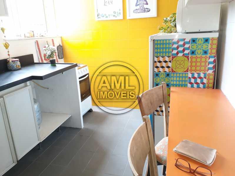 20191209_112323 - Cobertura 3 quartos à venda Grajaú, Rio de Janeiro - R$ 430.000 - TA34831 - 12