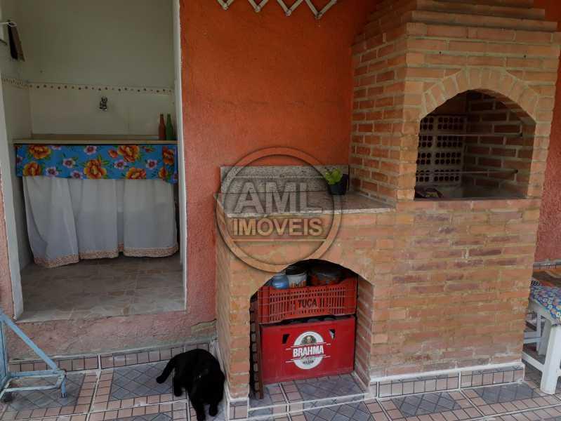 20191209_112853 - Cobertura 3 quartos à venda Grajaú, Rio de Janeiro - R$ 430.000 - TA34831 - 22
