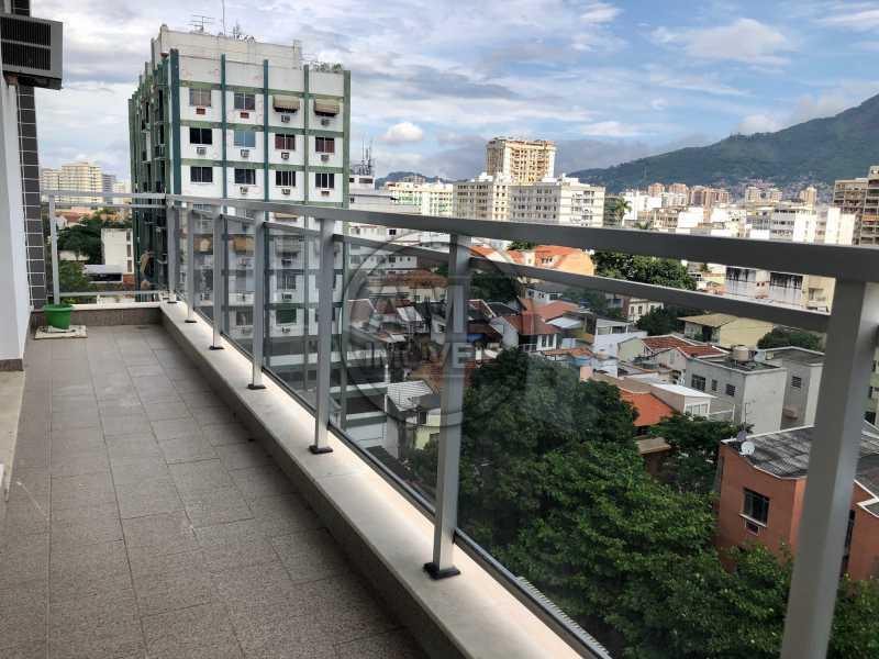 IMG_4461 - Apartamento Vila Isabel,Rio de Janeiro,RJ À Venda,2 Quartos,94m² - TA24835 - 3