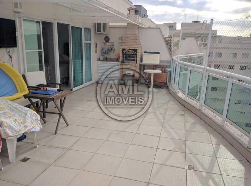 IMG_20170207_171115 - Cobertura 3 quartos à venda Barra da Tijuca, Rio de Janeiro - R$ 950.000 - TC34836 - 19