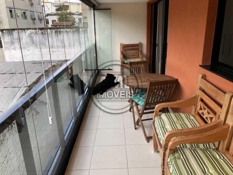 IMG_7086 - Apartamento 3 quartos à venda Maracanã, Rio de Janeiro - R$ 900.000 - TA34848 - 1