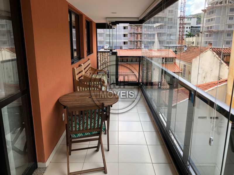 IMG_7087 - Apartamento 3 quartos à venda Maracanã, Rio de Janeiro - R$ 900.000 - TA34848 - 3