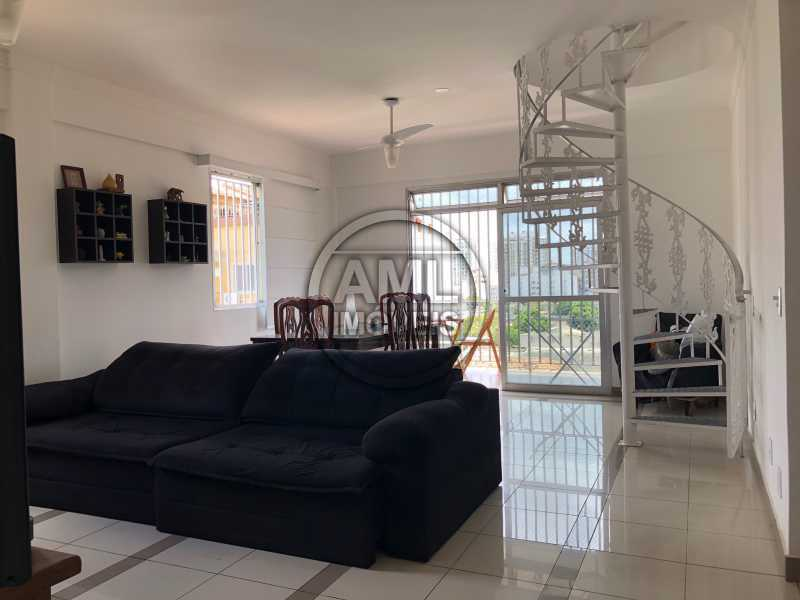 IMG_7132 - Cobertura 3 quartos à venda Vila Isabel, Rio de Janeiro - R$ 739.000 - TC34850 - 3