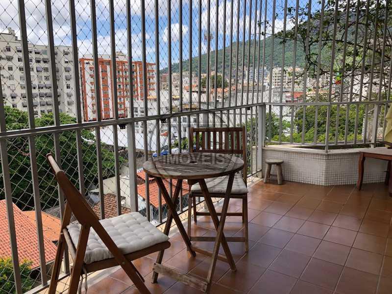 IMG_7135 - Cobertura 3 quartos à venda Vila Isabel, Rio de Janeiro - R$ 739.000 - TC34850 - 5