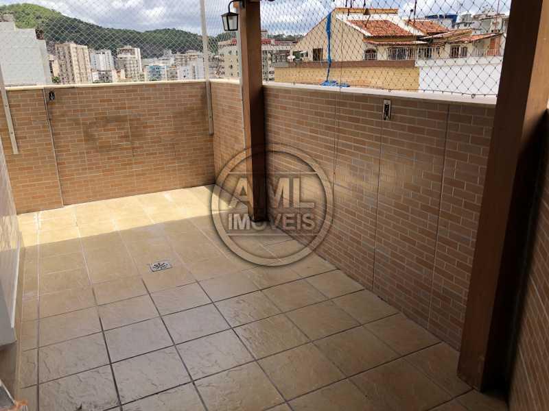 IMG_7177 - Cobertura 3 quartos à venda Vila Isabel, Rio de Janeiro - R$ 739.000 - TC34850 - 20