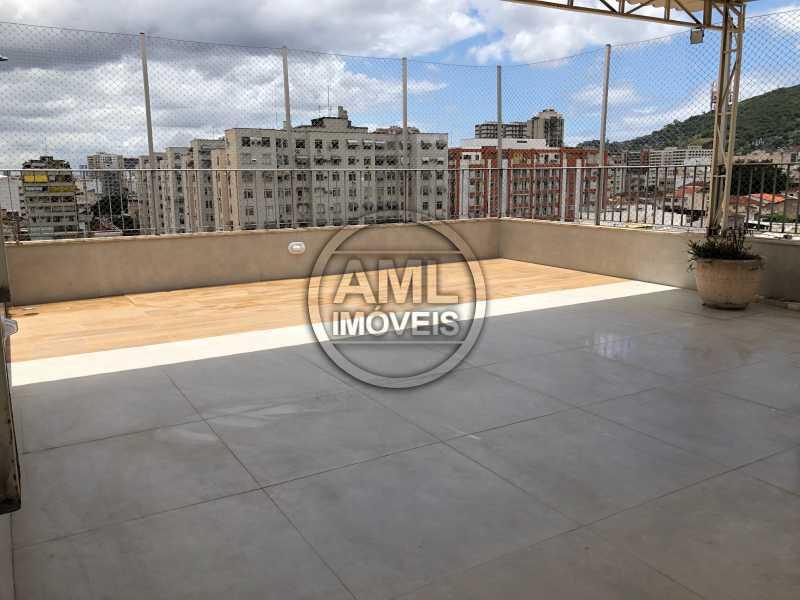 IMG_7181 - Cobertura 3 quartos à venda Vila Isabel, Rio de Janeiro - R$ 739.000 - TC34850 - 22