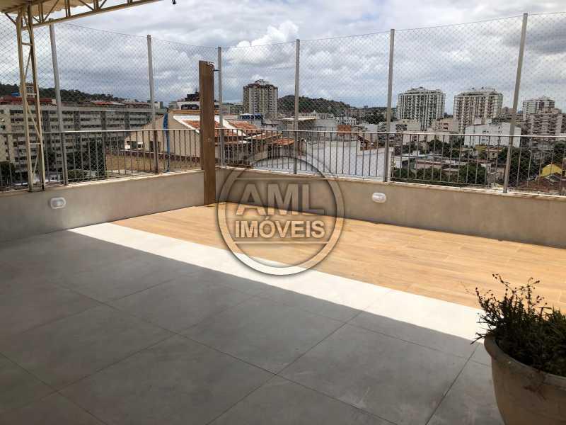 IMG_7182 - Cobertura 3 quartos à venda Vila Isabel, Rio de Janeiro - R$ 739.000 - TC34850 - 21