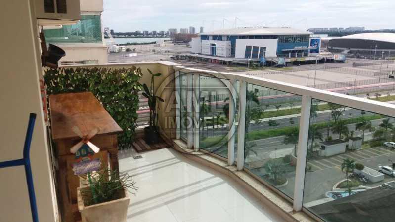80eecb66-65b7-482e-9ab0-b1d9a9 - Apartamento 2 quartos à venda Barra da Tijuca, Rio de Janeiro - R$ 640.000 - TA24854 - 1