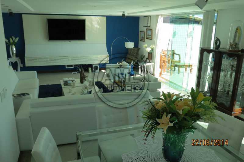 Sala - Cobertura 4 quartos à venda Recreio dos Bandeirantes, Rio de Janeiro - R$ 1.315.000 - TC44870 - 3