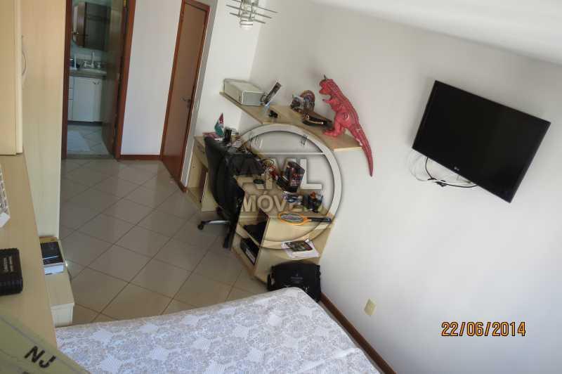 Suíte 1 - Cobertura 4 quartos à venda Recreio dos Bandeirantes, Rio de Janeiro - R$ 1.315.000 - TC44870 - 5