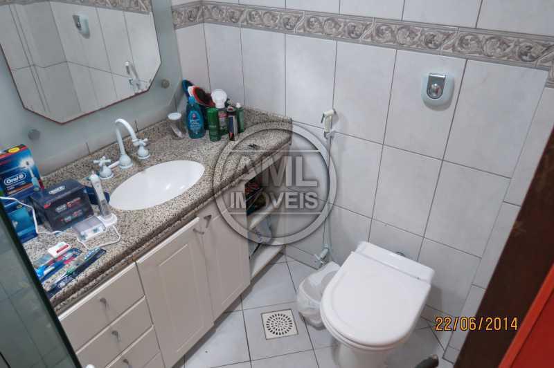 Banheiro Suíte 1 - Cobertura 4 quartos à venda Recreio dos Bandeirantes, Rio de Janeiro - R$ 1.315.000 - TC44870 - 6