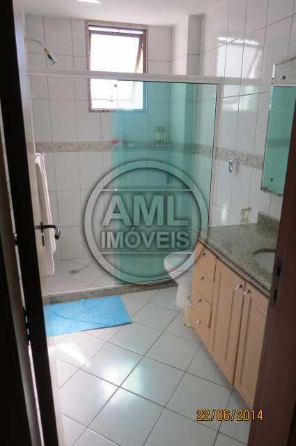Banheiro Suíte 2 - Cobertura 4 quartos à venda Recreio dos Bandeirantes, Rio de Janeiro - R$ 1.315.000 - TC44870 - 10
