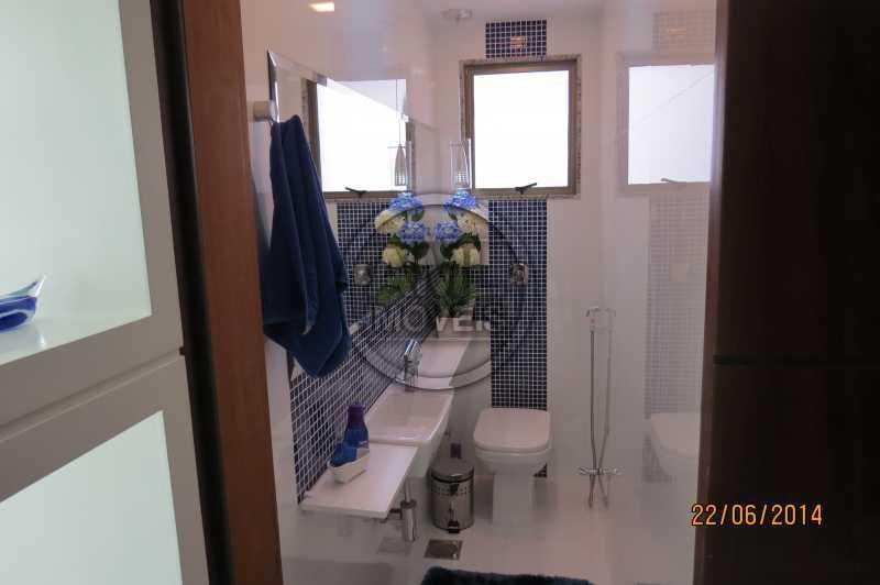 Lavabo - Cobertura 4 quartos à venda Recreio dos Bandeirantes, Rio de Janeiro - R$ 1.315.000 - TC44870 - 13