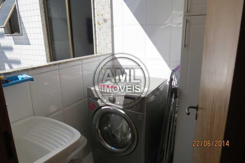 Área de serviço - Cobertura 4 quartos à venda Recreio dos Bandeirantes, Rio de Janeiro - R$ 1.315.000 - TC44870 - 17