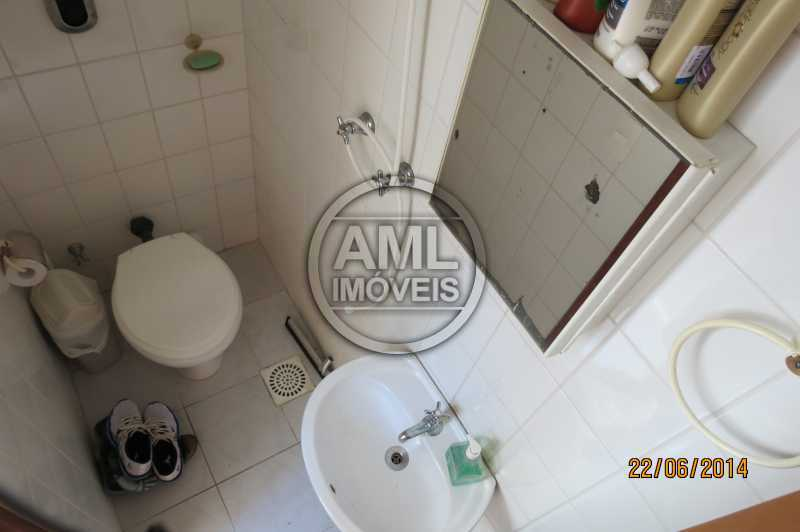 Banheiro de serviço - Cobertura 4 quartos à venda Recreio dos Bandeirantes, Rio de Janeiro - R$ 1.315.000 - TC44870 - 18