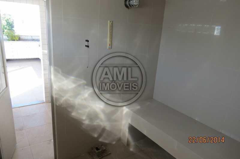Sauna - Cobertura 4 quartos à venda Recreio dos Bandeirantes, Rio de Janeiro - R$ 1.315.000 - TC44870 - 28