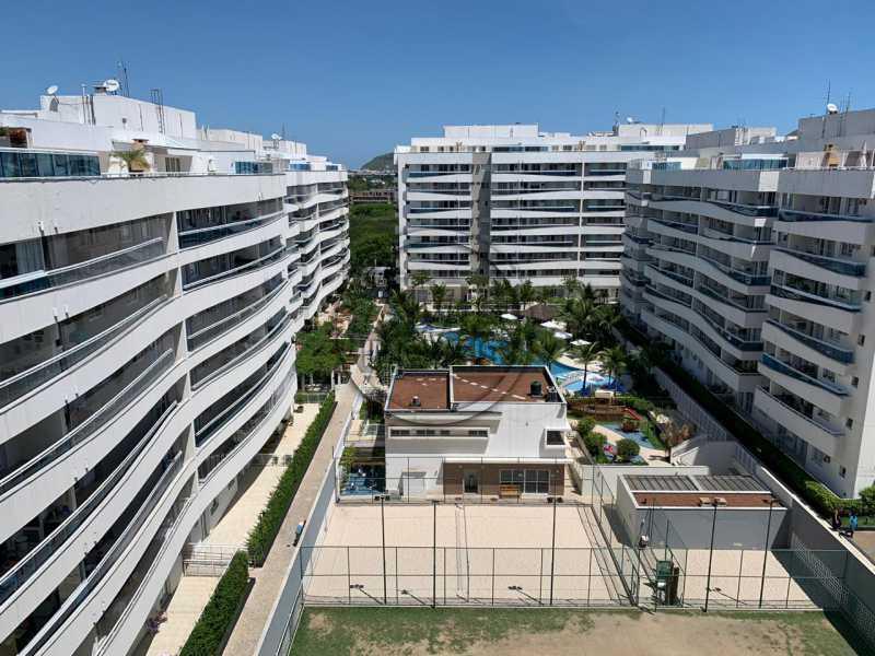 Vista - Cobertura 3 quartos à venda Recreio dos Bandeirantes, Rio de Janeiro - R$ 700.000 - TC34871 - 1