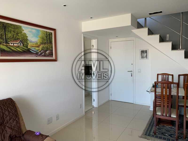 Sala - Cobertura 3 quartos à venda Recreio dos Bandeirantes, Rio de Janeiro - R$ 700.000 - TC34871 - 3