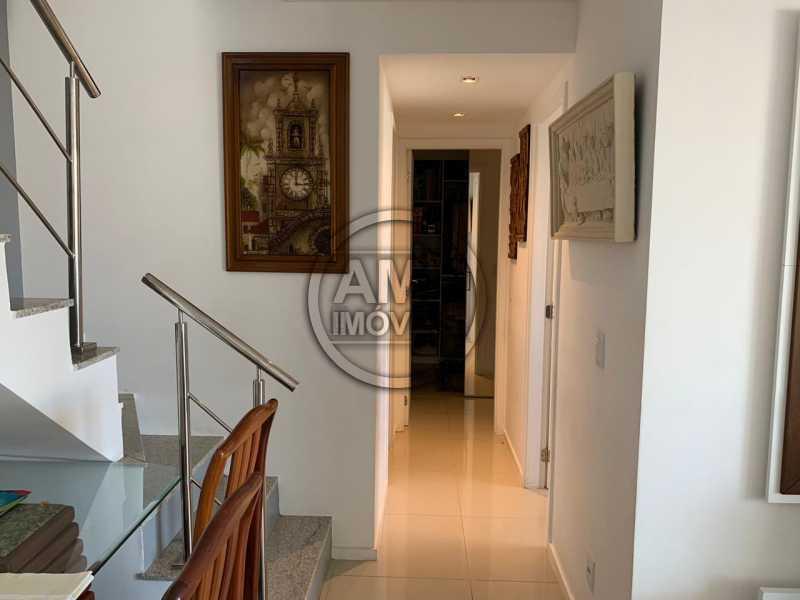 Sala - Cobertura 3 quartos à venda Recreio dos Bandeirantes, Rio de Janeiro - R$ 700.000 - TC34871 - 4
