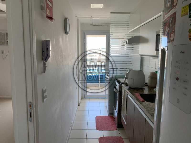 Cozinha - Cobertura 3 quartos à venda Recreio dos Bandeirantes, Rio de Janeiro - R$ 700.000 - TC34871 - 5