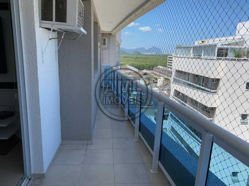 Varanda - Cobertura 3 quartos à venda Recreio dos Bandeirantes, Rio de Janeiro - R$ 700.000 - TC34871 - 7