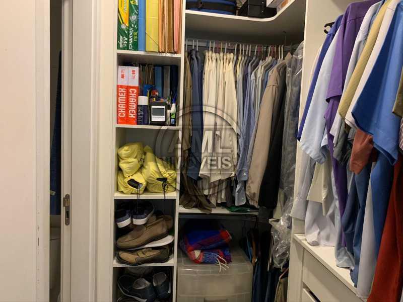 Closet - Cobertura 3 quartos à venda Recreio dos Bandeirantes, Rio de Janeiro - R$ 700.000 - TC34871 - 11