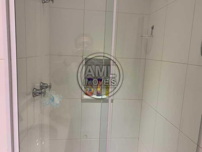Banheiro - Cobertura 3 quartos à venda Recreio dos Bandeirantes, Rio de Janeiro - R$ 700.000 - TC34871 - 14