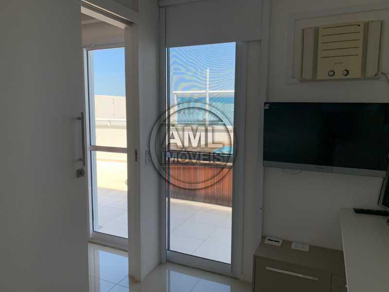 Saleta - Cobertura 3 quartos à venda Recreio dos Bandeirantes, Rio de Janeiro - R$ 700.000 - TC34871 - 21