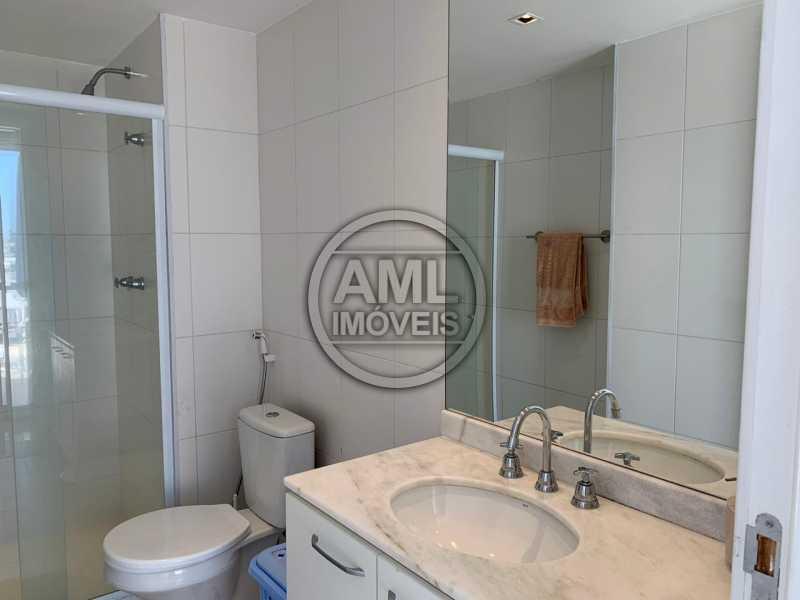 Banheiro - Cobertura 3 quartos à venda Recreio dos Bandeirantes, Rio de Janeiro - R$ 700.000 - TC34871 - 16
