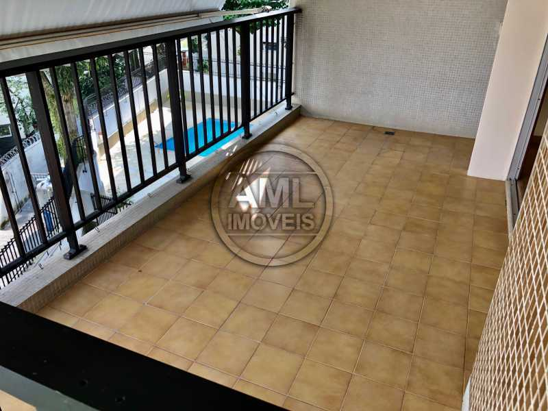 IMG_7529 - Apartamento 3 quartos à venda Tijuca, Rio de Janeiro - R$ 969.999 - TA34876 - 12