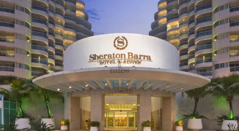Sheraton-Barra-Rio-de-Janeiro- - Flat 2 quartos à venda Barra da Tijuca, Rio de Janeiro - R$ 1.850.000 - JAFL20001 - 3