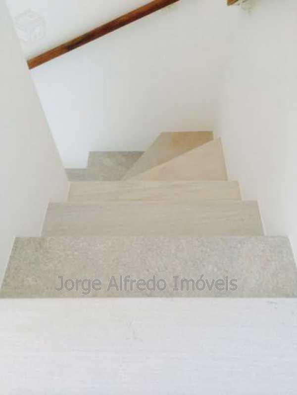 escadavbella2 - Apartamento na Taquara - JAAP20016 - 5